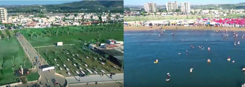 Propagačné video sýrskej vlády sa snaží pritiahnuť do krajiny viac turistov. Idylické pláže však zatieňuje vojna