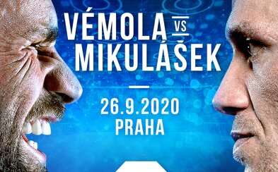 Vypočuli prosby fanúšikov! Karlos Vémola sa pobije s Václavom Mikuláškom