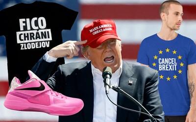 Protestná móda: Oblečenie, ktoré zmenilo svet k lepšiemu (alebo horšiemu)