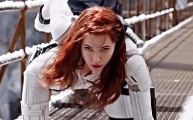 Proti Black Widow stojí armáda zabijakov a tajomný Taskmaster, ktorého nezastavia ani výstrely z pištole