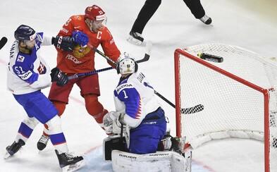 Proti Rusku sme sa nezmohli ani na gól a postup do štvrťfinále tak nemáme vo vlastných rukách
