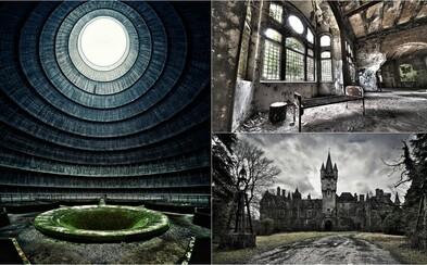 Prozkoumej s námi opuštěná místa v Evropě, která tě okouzlí svojí tajemnou krásou