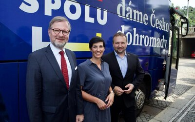Průzkum koalice SPOLU: Ve volbách zvítězí hnutí ANO, komunisté se do Sněmovny nedostanou