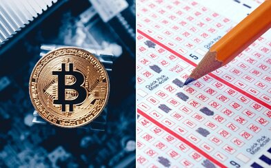 První bitcoinová loterie má ve hře miliony eur. Šťastný výherce si odnese 1000 jednotek vzácné kryptoměny