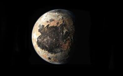 Prvá fotografia s vysokým rozlíšením Pluta a Chárona už dorazila na Zem. Prelet ponad povrchom už o 2 dni!