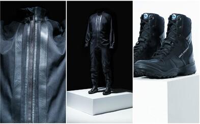 Prvá kolekcia oblečenia určená do vesmíru! Y-3 navrhuje kúsky pre budúcich pilotov komerčných letov do kozmu