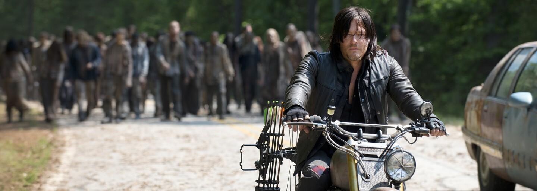 Prvá scéna zo 7. série The Walking Dead nie je pre Daryla príliš priaznivá. Skoncuje s jeho životom Dwight, Negan, alebo to prežije?