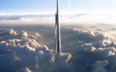 Prvá stavba presahujúca výšku 1 kilometer