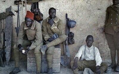Prvá svetová vojna, ako si ju ešte nikdy nevidel. Farebné zábery zo zákulisia bojov aj po 100 rokoch slúžia ako svedectvo doby