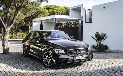 První vysoce výkonná verze nové třídy E přichází! Mercedes-AMG E 43 4Matic dostal 401 koní