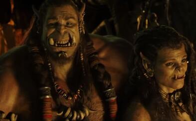 Prvá z mnohých vystrihnutých scén z Warcarftu vysvetľuje názor Durotana a ostatných na mágiu Felu
