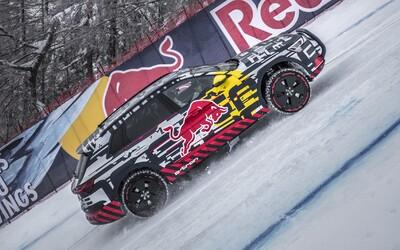 Prvé elektrické Audi pokorilo slávnu lyžiarsku zjazdovku a spoznalo slovenskú cenu
