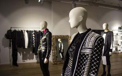 Prvé kúsky z kolekcie H&M x Balmain už sú na Slovensku