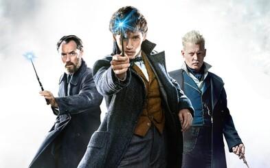 Prvé reakcie na Fantastic Beasts 2 sú tu. Čaká nás prepálený blockbuster alebo zimomriavkový zážitok zo sveta Harryho Pottera?