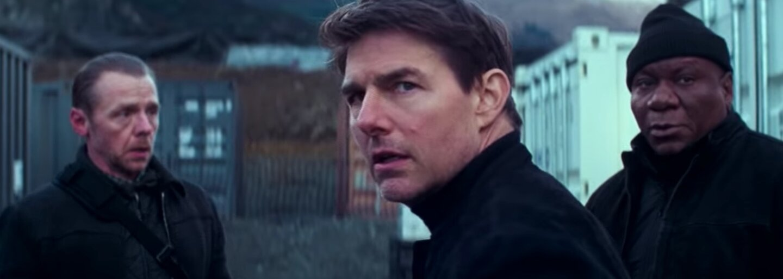 První reakce na Mission: Impossible – Fallout? Připravte se na nejlepší díl série a kino film roku