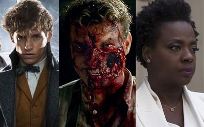 Prvé recenzie: Fantastické zvery 2 sú sklamaním, akčný thriller Widows majstrovským dielom a Overlord skvelou zombie akciou