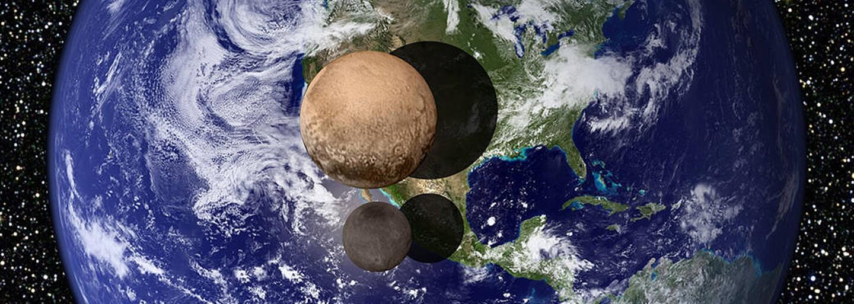 Prvé snímky dorazili na Zem! História je prepísaná, ľudstvo prvýkrát navštívilo Pluto