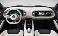 Prvé SUV a zároveň hybrid značky Škoda, atraktívny koncept VisionS, nám ukázal interiér