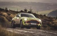 Prvé SUV z dielne Aston Martin už klope na dvere. Volá sa DBX a príde budúci rok