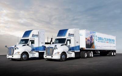 Prvé vodíkové kamióny nasadili do prevádzky. V kalifornských prístavoch budú slúžiť bez emisií