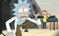 Prvé zábery z 3. série Ricka a Mortyho sľubujú našľapanú sci-fi jazdu