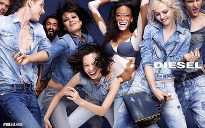 První modelka s vitiligem ovládla kampaně světových značek