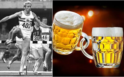 """První olympijský sportovec, který byl diskvalifikován za """"doping"""", si dal před výkonem na uklidnění dvě piva"""