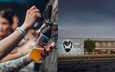 První pivní hotel na světě potěší všechny milovníky piva. Každý pokoj bude mít vlastní výčep