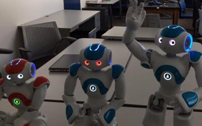 První robot v historii uspěl v testu sebeuvědomění. Ohrozí technologie v budoucnosti člověka?