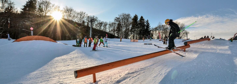 První ročník Shred Vacation se bude pyšnit vymazleným snowparkem