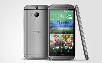 První smartphone ve stratosféře - HTC One M8 natáčel ve výšce až 32 km!