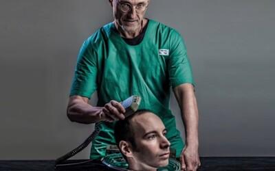 První transplantace hlavy by se měla uskutečnit už letos. Italský neurochirurg se pokusí zapsat do historie