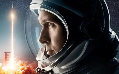 Prvý človek s Ryanom Goslingom je strhujúcim výletom do vesmíru a jedným z najlepších filmov roku (Recenzia)