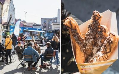 Prvý deň na košickom Street Food Festivale je za nami. Tieto dobroty by si mal ochutnať aj ty (Fotoreport)