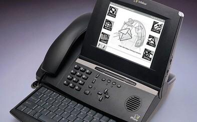 Prvý iPhone nevyrobilo Apple. Na trh prišiel v roku 1998 a mal dotykový displej aj pripojenie k internetu