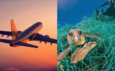 Prvý komerčný let bez plastov! Portugalská aerolinka sa odhodlala k fantastickému kroku