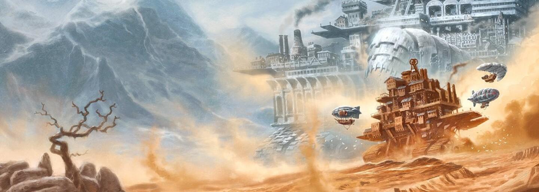 Prvý náhľad na očakávané sci-fi Mortal Engines, za ktoým stojí aj populárny Peter Jackson, vyzerá naozaj fantasticky