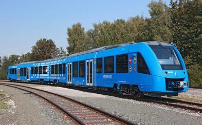 Prvý osobný vlak na vodíkový pohon by mal byť uvedený do prevádzky už koncom budúceho roku