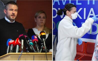Prvý prípad potvrdeného koronavírusu na Slovensku: Vláda zakázala návštevy nemocníc, väzníc a domovov sociálnych služieb
