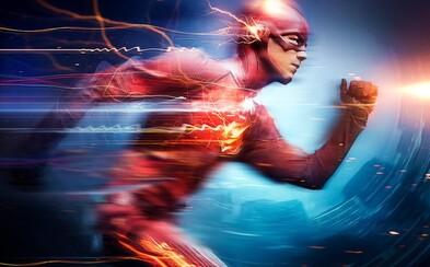 Prvý teaser pre druhú sériu Flasha dráždi fanúšikov po celom svete