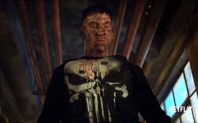 Prvý trailer pre Punishera je plný neľútostnej brutality, akcie, zabíjania a zbraní