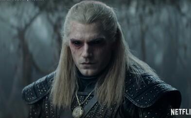 První trailer pro Zaklínače nám vyrazil dech. Geralt v něm zabíjí monstra, lidi a svádí krásné čarodějnice