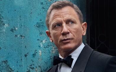Prvních 15 sekund z nového Jamese Bonda slibuje velkolepé špionážní rozloučení s Danielem Craigem