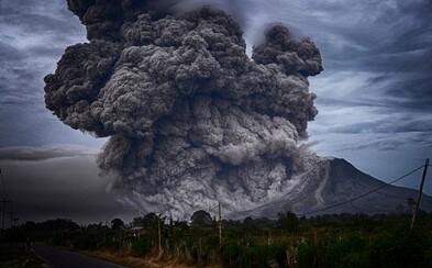 Poprvé se podařilo zachytit hřmění výbuchu sopky. Geofyzici zaznamenali úspěch ze 65kilometrové vzdálenosti