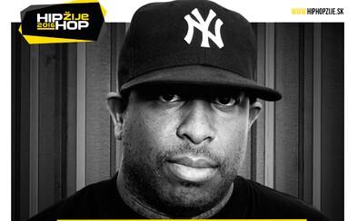 Prvým exkluzívnym hosťom festivalu Hip Hop Žije 2016 je legendárny DJ Premier. Dopĺňame aj ďalšie československé mená