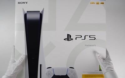 PS5 si volně v obchodě koupíš možná až v roce 2022, výrobci nemají dostatek dílů