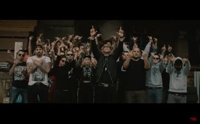 PSH a Elpe představují videoklip ke skladbě, ve které řeší velmi aktuální problematiku rasismu a xenofobie