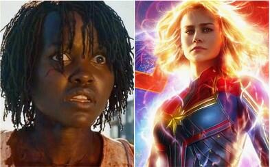 Psychologický horor Us ovládl americká kina a sesadil z trůnu Captain Marvel (Box Office)
