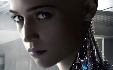 Psychologický pohľad do vnútra umelej inteligencie s názvom Ex Machina vnadí novým trailerom