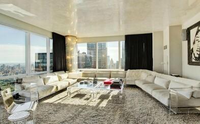 Puff Daddy ponúka na predaj svoj apartmán na Manhattane za 7.9 milióna $